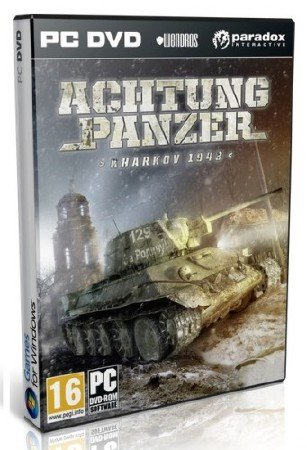 Achtung Panzer: Operation Star (2011/ENG/RIP)