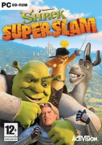 Шрек супербросок / Shrek SuperSlam (2005/PC/RUS/ENG)