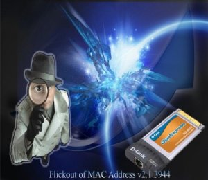 Flickout of MAC Address v2.1.3944