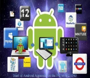 Start of Android Appendix on the PC v0.6.2.0563
