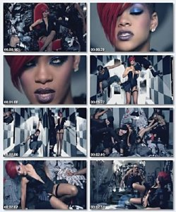 David Guetta Feat.Rihanna - Who`s That Chick(2010)mp4