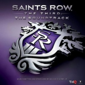 Saints Row: The Third Radiostations Soundtrack (2011)