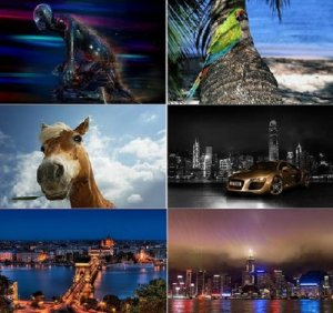 HD Wallpapers Pack (2012/JPG)