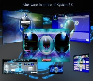 Alienware Interface of System 2.0