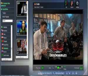 Internet Online TV 1.4