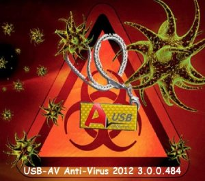 USB-AV Anti-Virus 2012 3.0.0.484