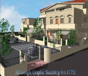 3D Google Graphic SketchUp 8.0.11752