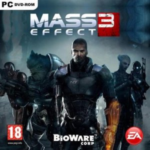 OST - Mass Effect 3 (2012)