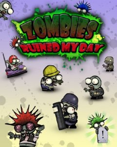 Zombies Ruined My Day (2012)