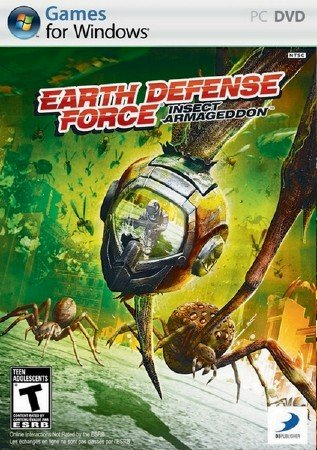 Earth Defense Force: Insect Armageddon (2011/RUS/ENG/RePack)