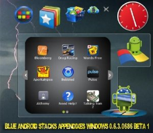 Blue Android Stacks Appendixes Windows 0.6.3.0686 Beta 1