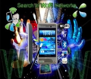Search of WeFi Networks