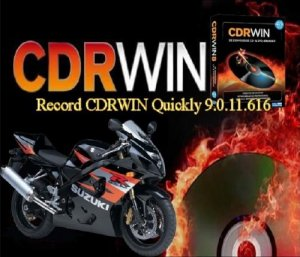Record CDRWIN Quickly 9.0.11.616
