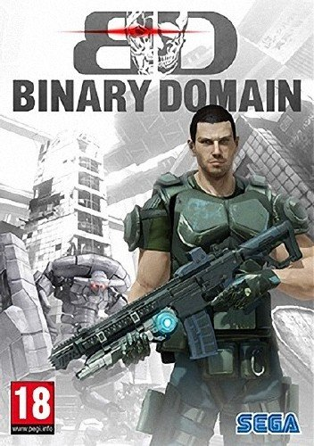 Binary Domain (2012/RePack by VANSIK)
