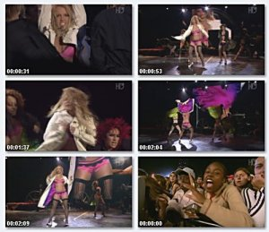Britney Spears - Outrageous (Live at Rock In Rio) HDTV