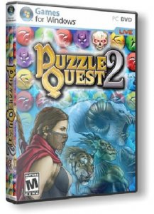 Puzzle Quest 2 (2010/PC/Repack/Rus) by R.G.ReCoding