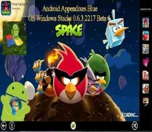 Android Appendixes Blue OS Windows Stacks 0.6.3.2217 Beta 1