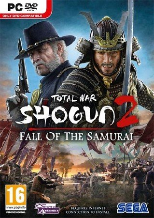 Total War: Shogun 2 - Fall of the Samurai (2012/Rus/Eng/Ger/Repack )