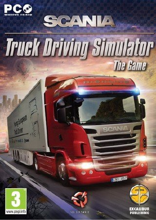 Scania Truck Driving Simulator (2012/Rus/Multi33/PC) RePack