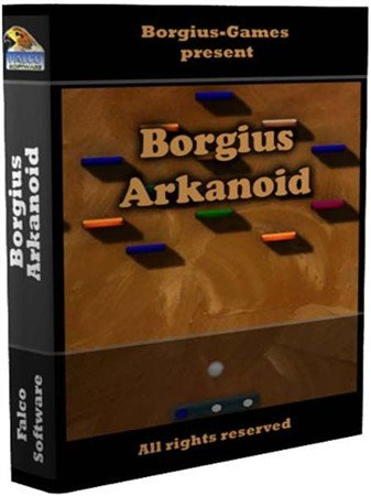 Borgius Arkanoid (2012/PC/Eng)