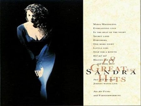 Sandra - 18 Greatest Hits Video (1992) DVDRip