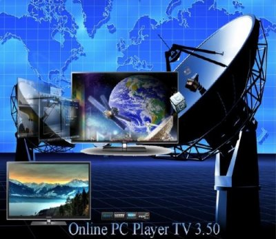 Online PC Player TV 3.50