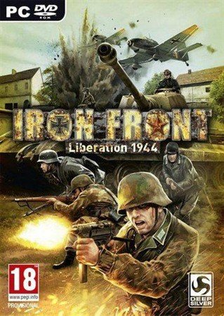 Iron Front Liberation 1944 (2012/Rus/Eng/Ger/Repack)