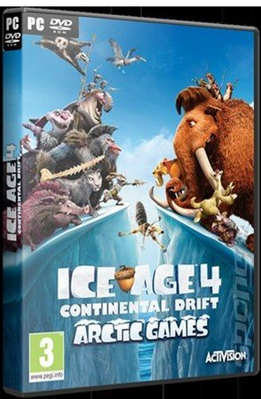 Ice Age Continental Driftpic (Английский) 2012