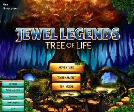 Jewel Legends: Tree of Life (2012/PC/Eng)