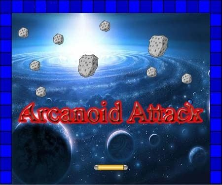 Arkanoid Attack (2012/Eng)