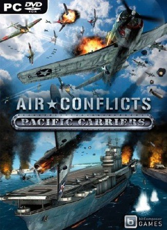 Air Conflicts Pacific Carriers (2012/ENG)
