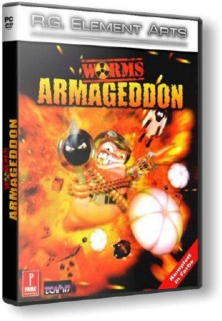 Worms: Armageddon (1999/Rus/Eng/PC) RePack