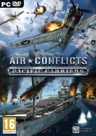 Air Conflicts: Pacific Carriers (2012/Rus/Eng/PC) RePack