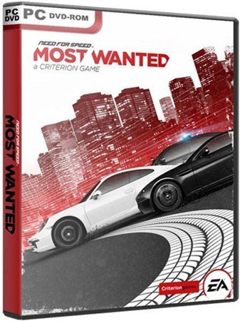 Need for Speed: Most Wanted. Limited Edition (2012/Rus/Eng/Ger) Repack by Dumu4