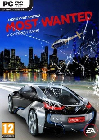 Need for Speed: Most Wanted (2012/Rus/Eng/PC) LossLess RePack
