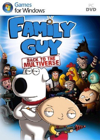 Family Guy: Back to the Multiverse (2012/RUS/NG/Repack)