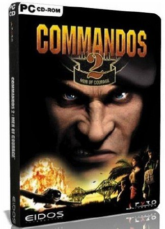 Commandos 2: Men of Courage (2001 / PC / Rus)