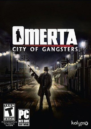 Omerta: City of Gangsters (2013/RUS/ENG/MULTi5/Steam-Rip)