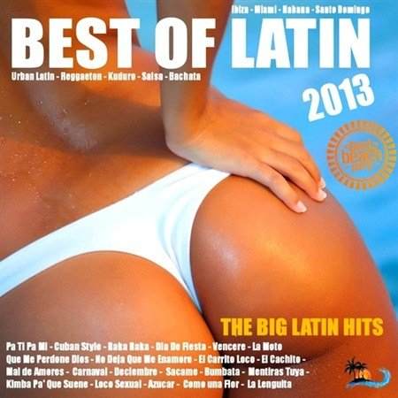 Best Of Latin 2013