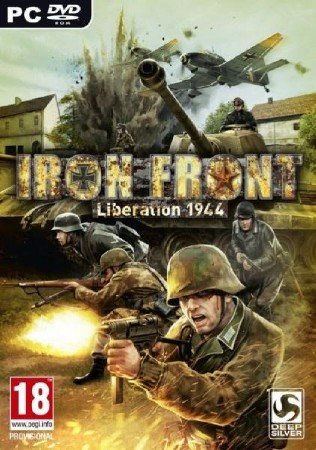 Iron Front: Liberation 1944 v1.65 (2012/Multi3/PC) Repack