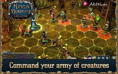 King's Bounty: Legions (Android)