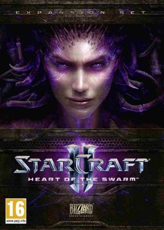 StarCraft 2: Heart of the Swarm (2013/ENG) Релиз от FAIRLIGHT