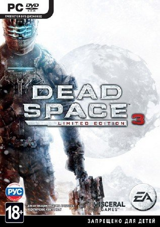 Dead Space 3 - Limited Edition + 8 DLC (2013/RUS/ENG/RePack)