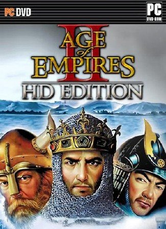 Age of Empires II: HD Edition (2013/RUS/ENG/MULTi14) Steam-Rip