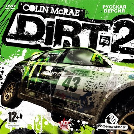 Colin McRae: DiRT 2 (PC/2009/RUS/RePack)