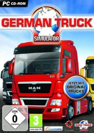 German Truck Simulator (2013/Rus/RePack)