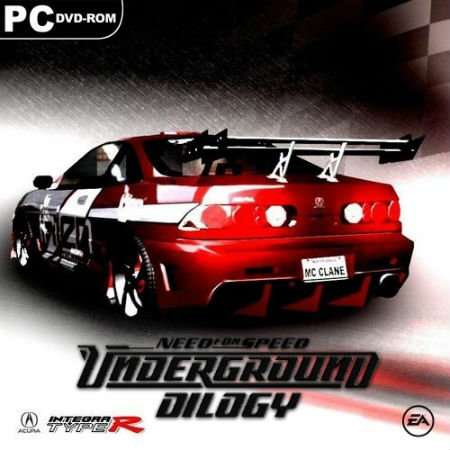 Need for Speed: Underground - Дилогия (PC/2004/RUS/ENG/RePack)