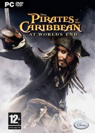 Pirates of the Caribbean At World's End (2007/Rus/Eng)