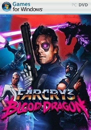Far Cry 3: Blood Dragon (PC/2013/RUS/ENG/RePack)