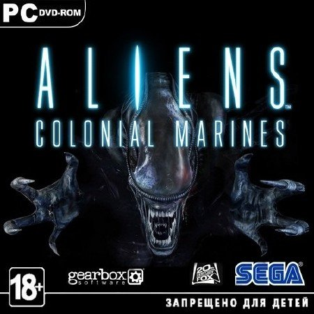 Aliens: Colonial Marines - Limited Edition *v.1.0.58* (2013/RUS/ENG/RePack)